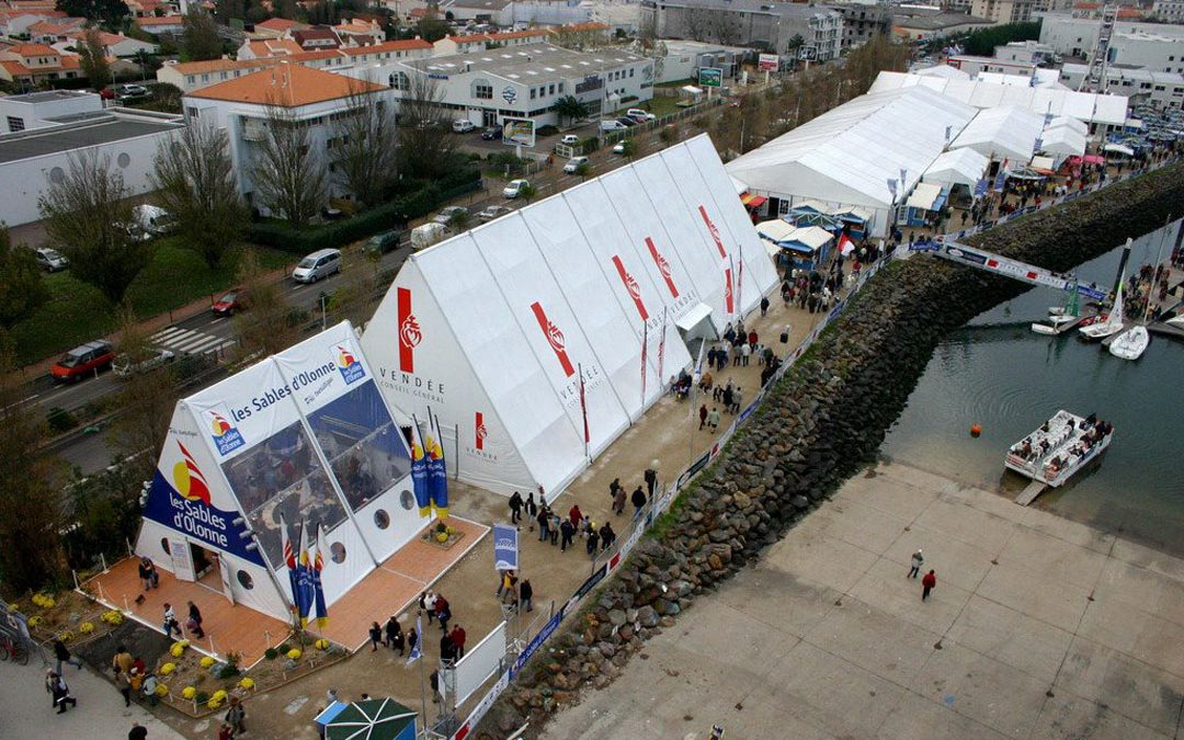 Village du Vendée Globe